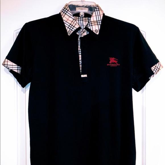 0b1203ef Burberry Shirts - Burberry Men's Polo. Burberry Other - Burberry Men's Polo